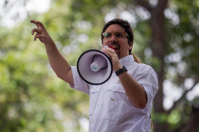 Freddy Guevara, El Nacional