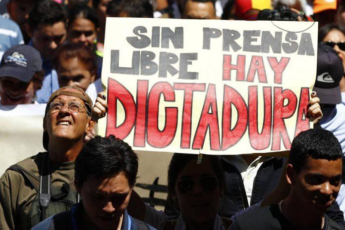 Espacio Público registró 36 violaciones a la libertad de expresión en mayo