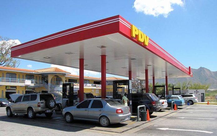 Combustible en Venezuela