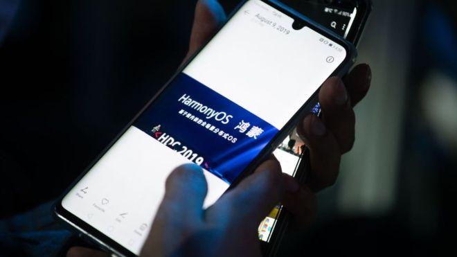 Cómo es el sistema operativo de Huawei para sustituir a Android