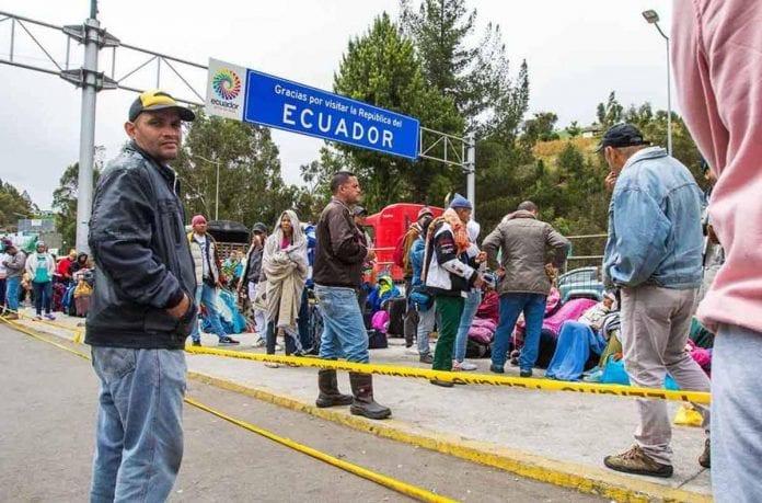 Ecuador pasaportes y prórrogas