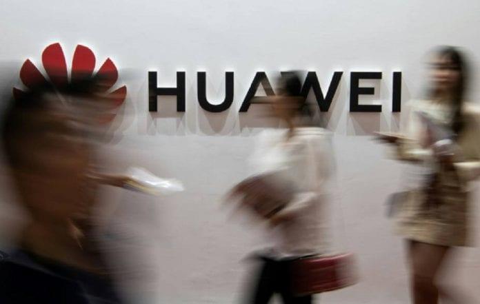 EE UU Huawei