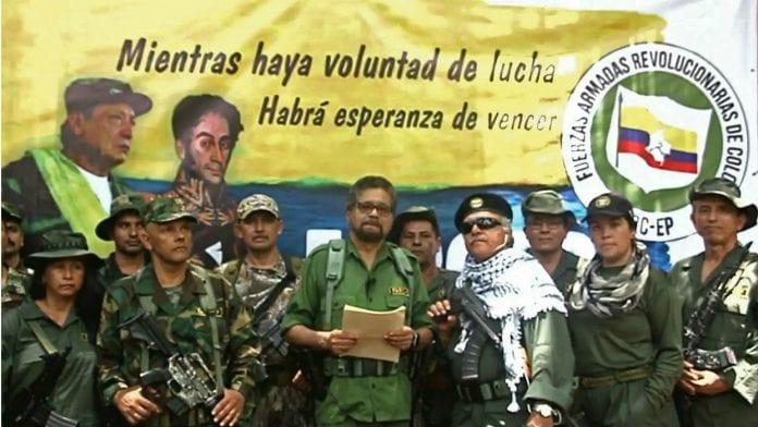 FARC ELN Apure