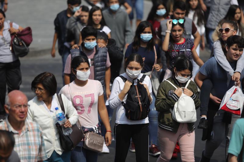 Contaminación, tuberculosis