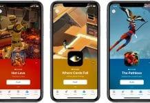Apple Arcade el servicio