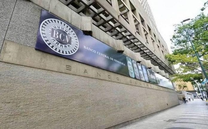BCV Banco Central de Venezuela