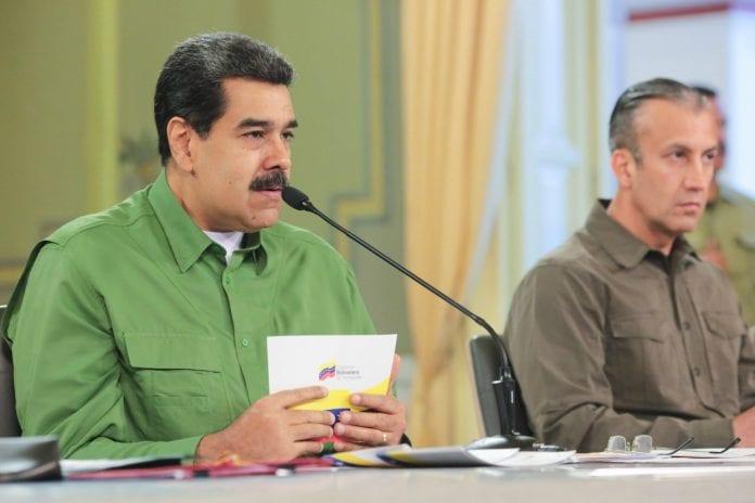 Nicolás Maduro - Félix Seijas