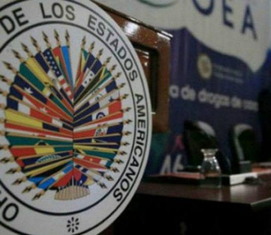 La OEA, Nicaragua