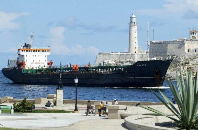 petróleo a Cuba