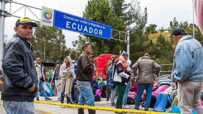Ecuador venezolanos