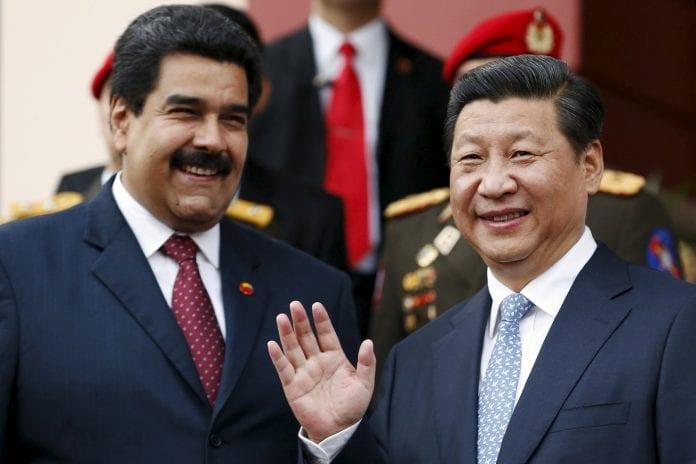 Régimen China-Venezuela