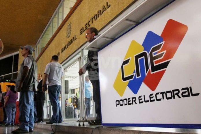 CNE, oposición, Guaidó