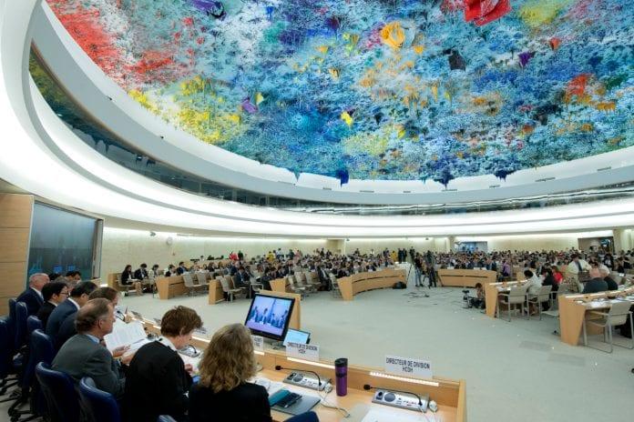 Estados Unidos Consejo de Derechos Humanos de la ONU - piechowski -