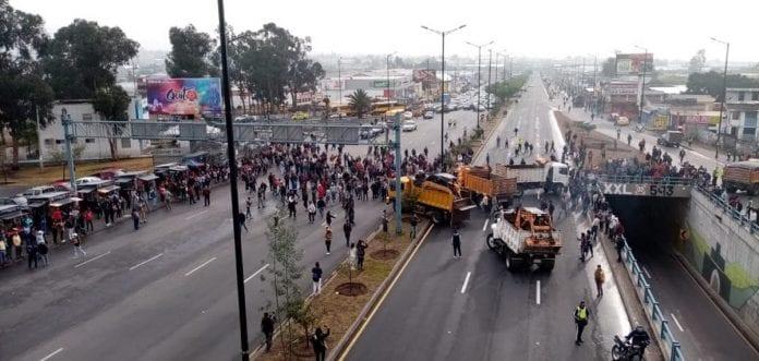 Ecuador amanece con combustibles 123% más caros