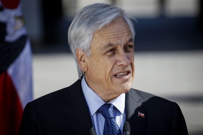 Piñera protestas