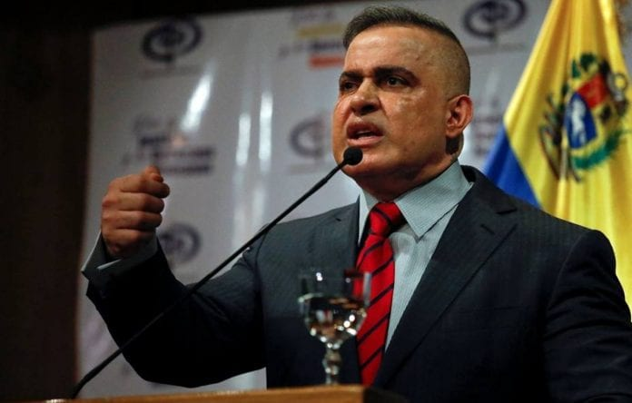Tarek William Saab - Venezuela Shore - Fiscales del Ministerio Público, genocida que bombardea