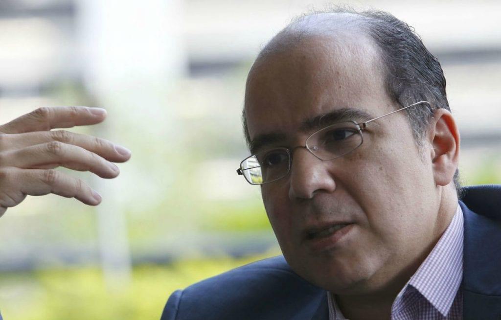Francisco Rodríguez juan guaido presidente