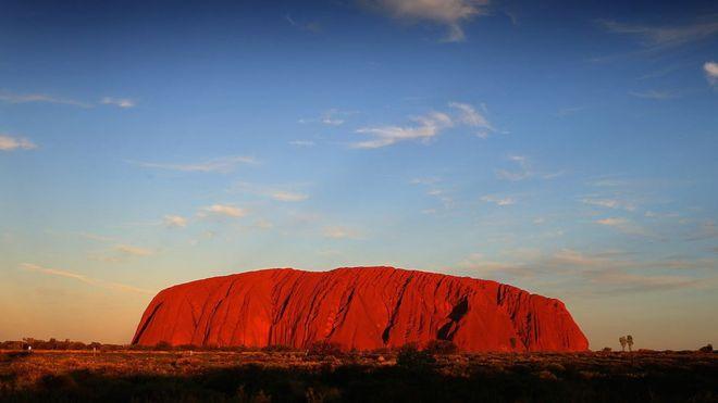 Monolito Uluru