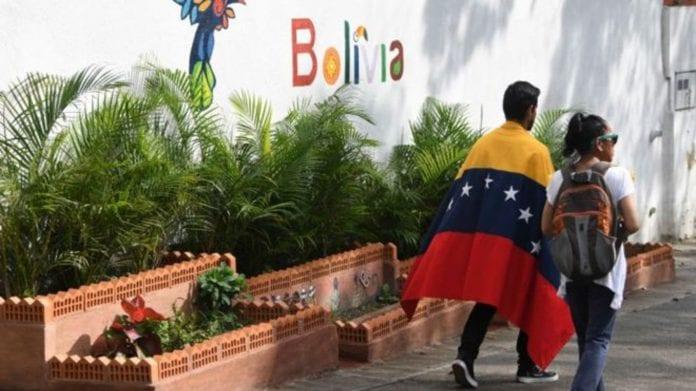 Por qué en Venezuela ahora se protesta menos que en otros países de América Latina