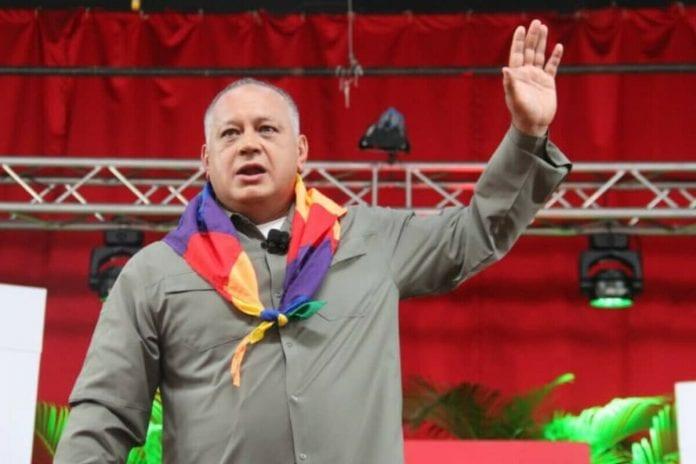 Diosdado Cabello, Humberto Calderón Berti, Corrupción de diputados