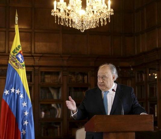 """Calderón Berti le responde a Leopoldo López: """"Yo les estorbaba porque no soy manejable por nadie"""""""