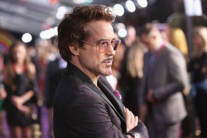 Oscar Robert Downey Jr