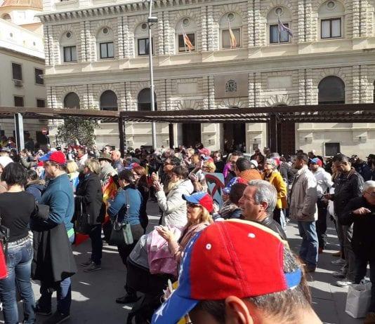 asilo-venezolanos-España
