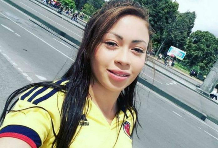 influencer colombiana