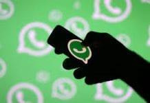 WhatsApp dactilar