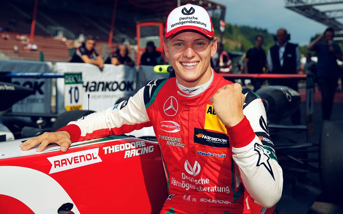 Mick Schumacher debutará como piloto titular en F1 en 2021