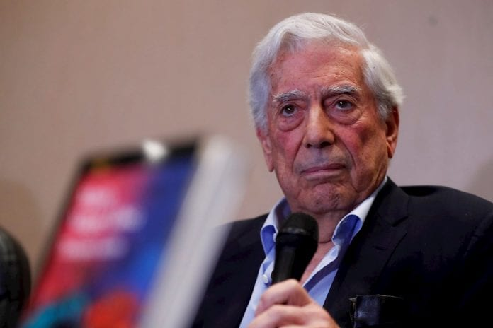 Vargas Llosa tragedias