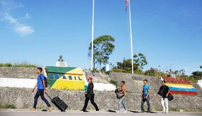 residencia Brasil migrantes venezolanos