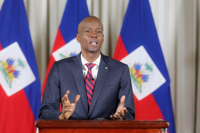 Presidente Haití