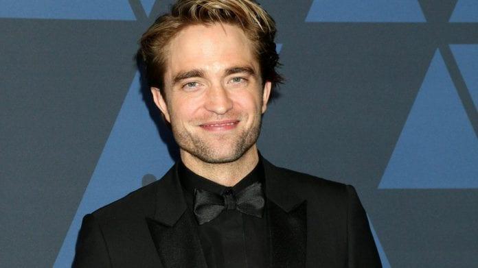 Robert Pattinson plan