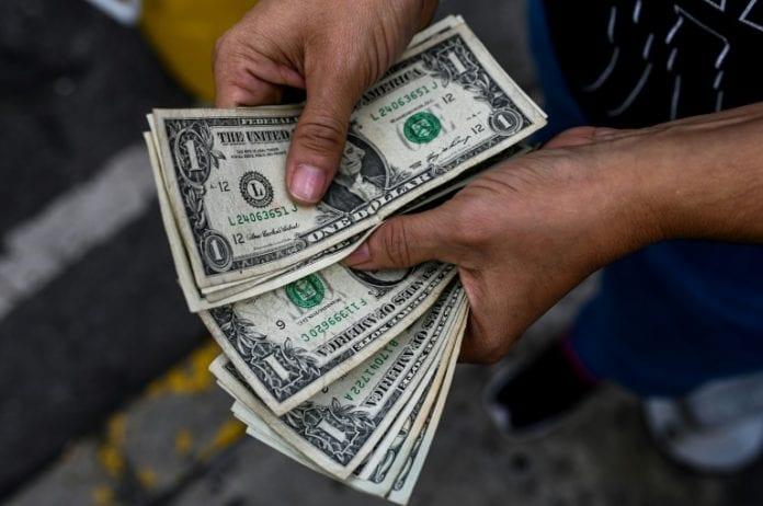 dólar 2019