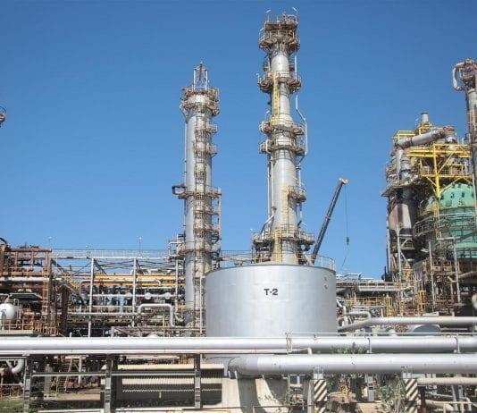 Cardón-Combustible iraní