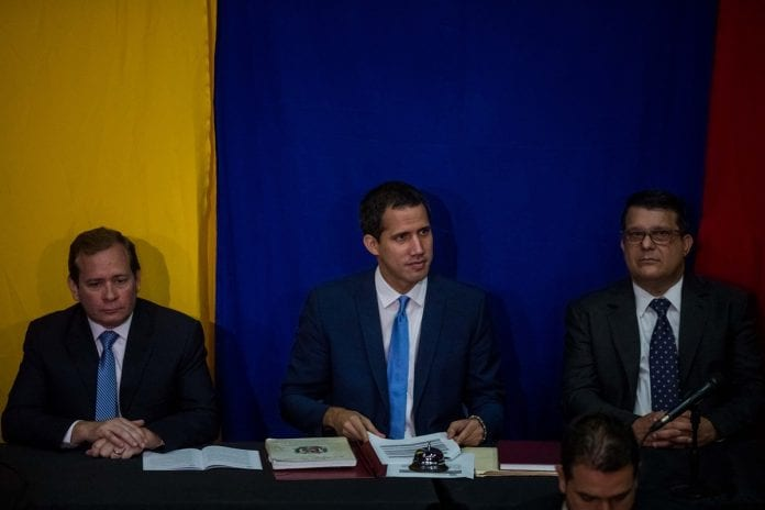 AN- Parra- TSJ diputados lista Guaidó