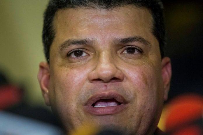 Luis Parra, Irregularidades, sanciones, coronavirus