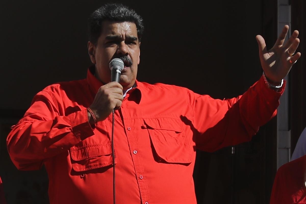 Nicolás Maduro - Archivo entrevista a Beatriz Becerra