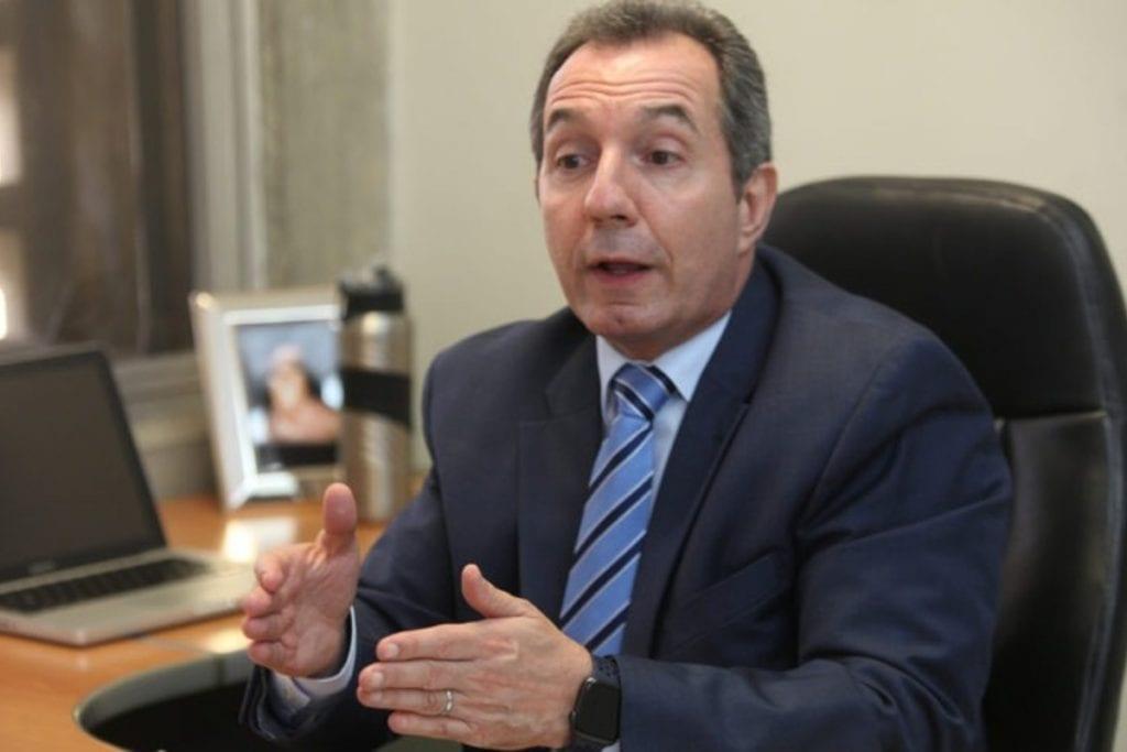 Benigno Alarcón, Juan Guaidó oxígeno