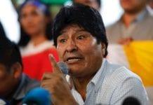Morales acusó a la Iglesia Católica de cómplices ante la crisis política que vivió Bolivia en 2019