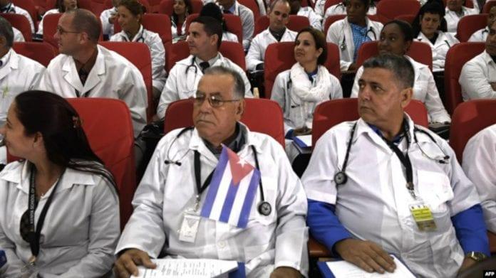 misiones medicas cubanas