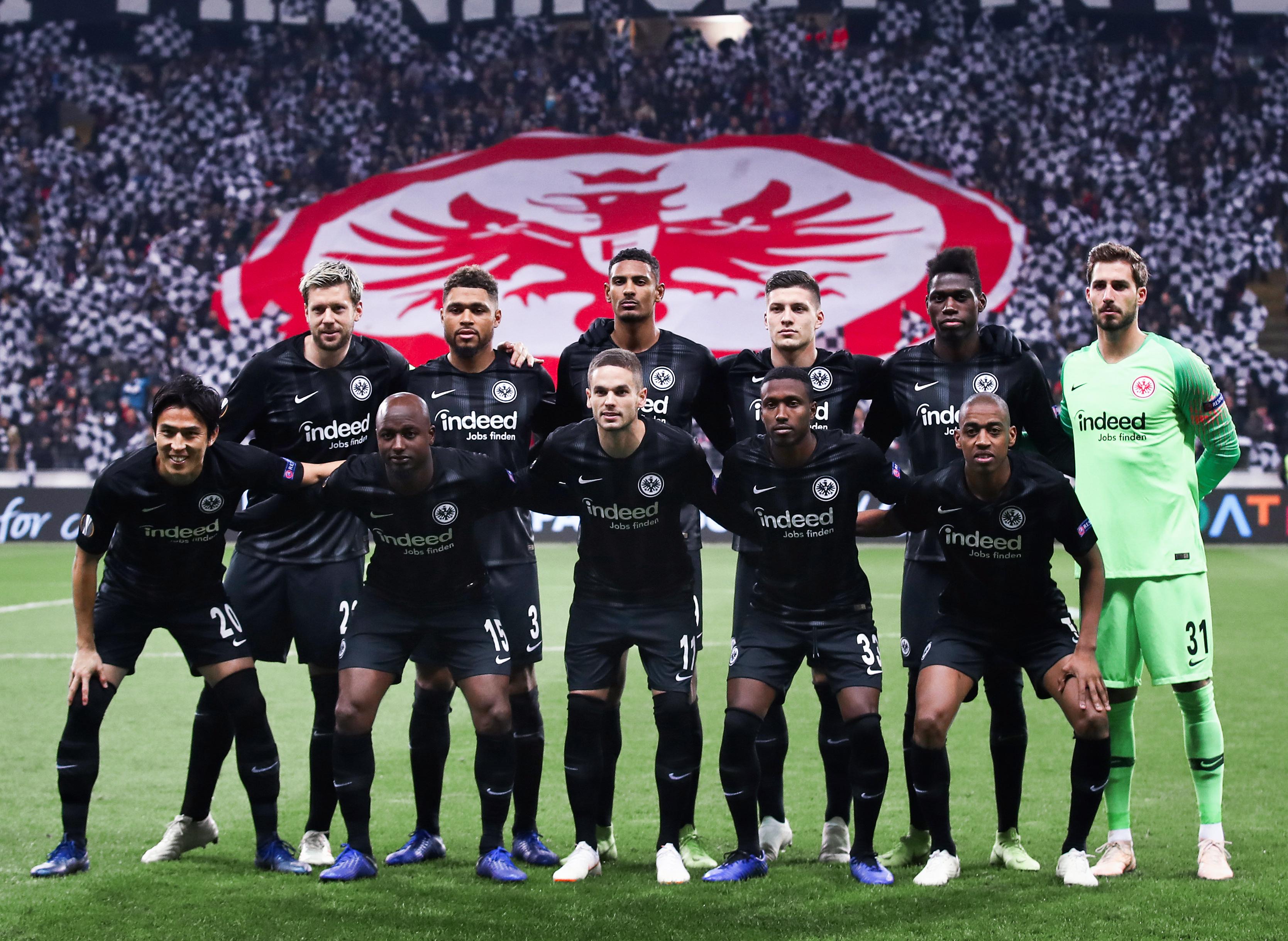 Eintracht Frankfurt Europa League Tickets