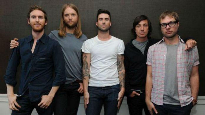 Maroon 5 Viña Mar