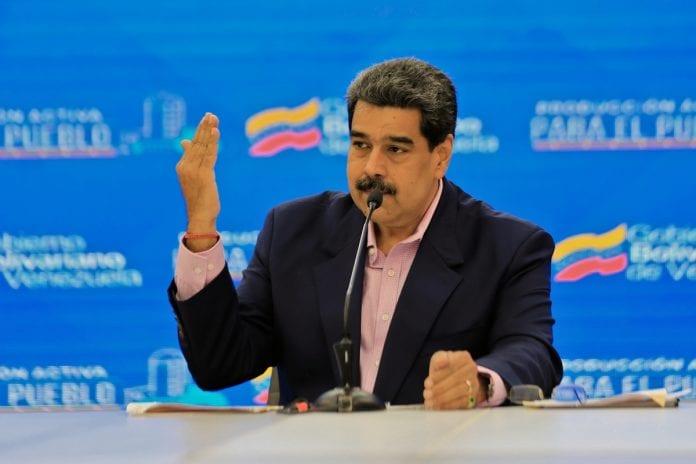 Nicolás Maduro, Exportaciones Puerto Cabello demanda conviasa