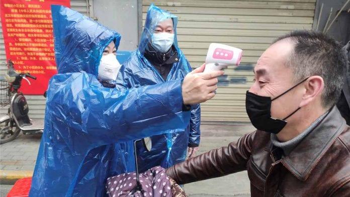 OMS cree que la prioridad es contener el coronavirus en China, su epicentro