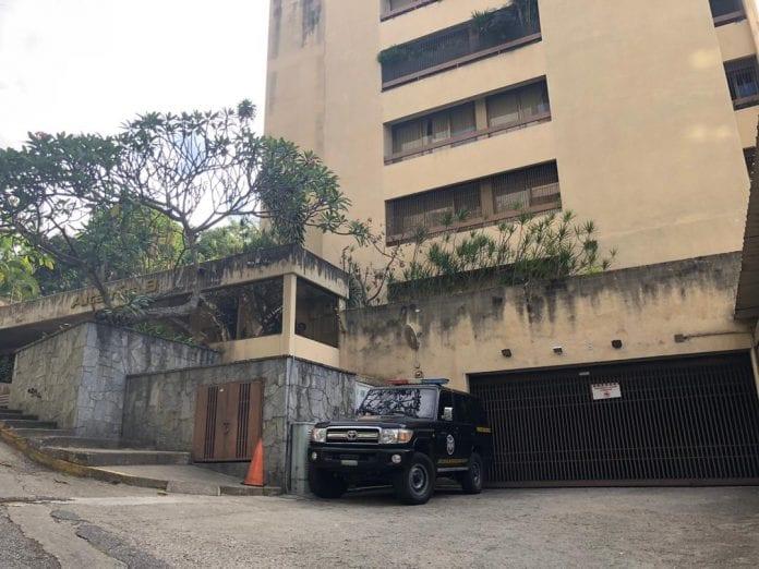 Residencia del tío de Juan Guaidó
