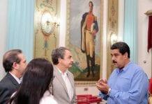 Régimen de Maduro apoyado en Zapatero anunció un acuerdo para renovar el CNE