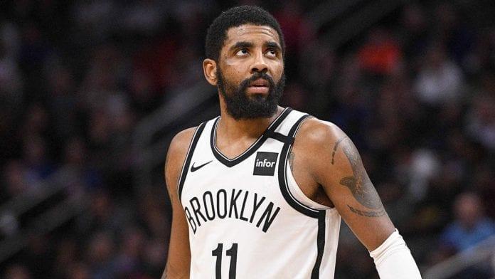 Los Nets no admitirán a Irving en el equipo hasta que se haya vacunado