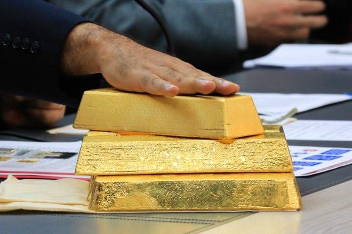 oro venezolano de alta pureza